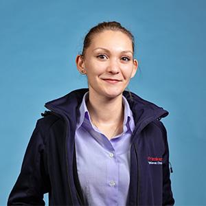 Daniela Kostic - Schichtleiterin Fahrzeugreinigung München