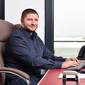 Dejan Kostic - Personal / Qualitätsmanagementbeauftragte / Datenschutzbeauftragter / Umweltmanagementbeauftragter
