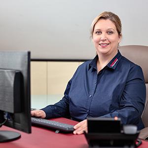 Ivana Kostic - Kundenbetreuerin / Buchhaltung