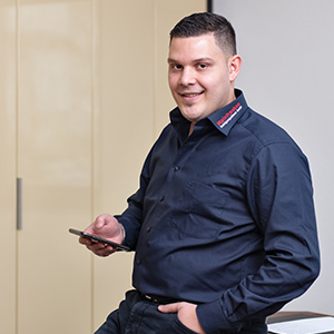 Radisav Kostic - Geschäftsführer / Meister im Gebäudereinigerhandwerk