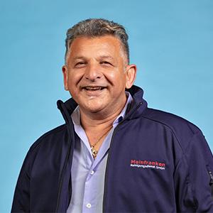 Radoslav Marinkovic - Schichtleiter Fahrzeugreinigung München
