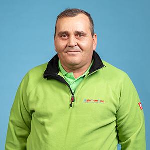 Constantin Suculiuc - Vorarbeiter Fahrzeugreinigung