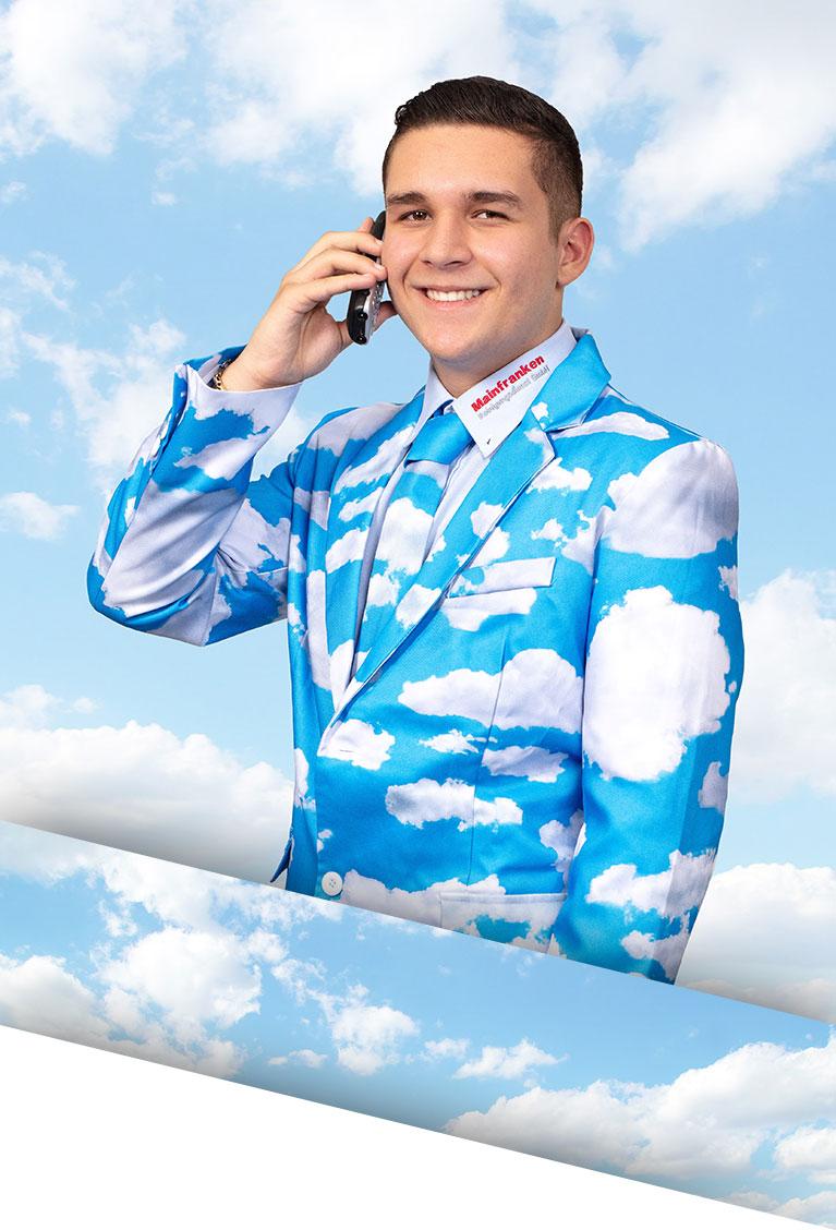 Unsere Mitarbeiter am Telefon - Nehmen Sie Kontakt auf